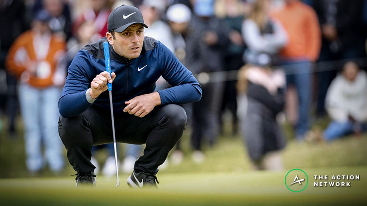 Francesco Molinari 2019 Masters Betting Odds, Preview: Decent DFS Value article feature image