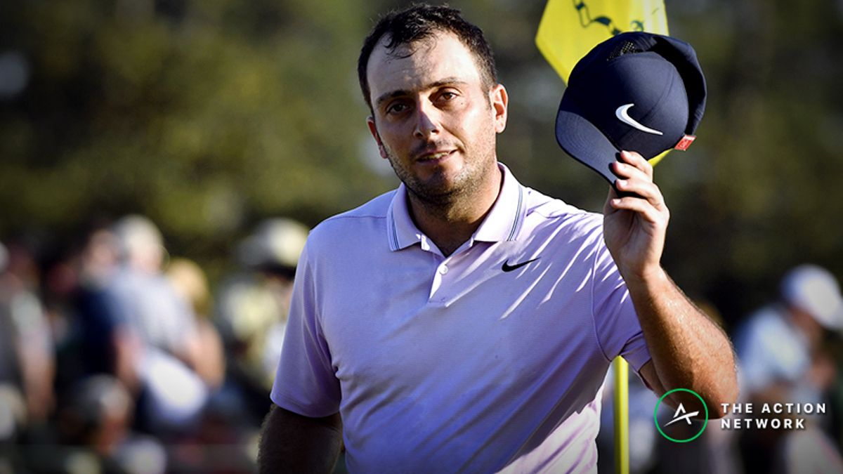 2019 Masters Final Round Odds: Francesco Molinari Favored to Win Green Jacket article feature image