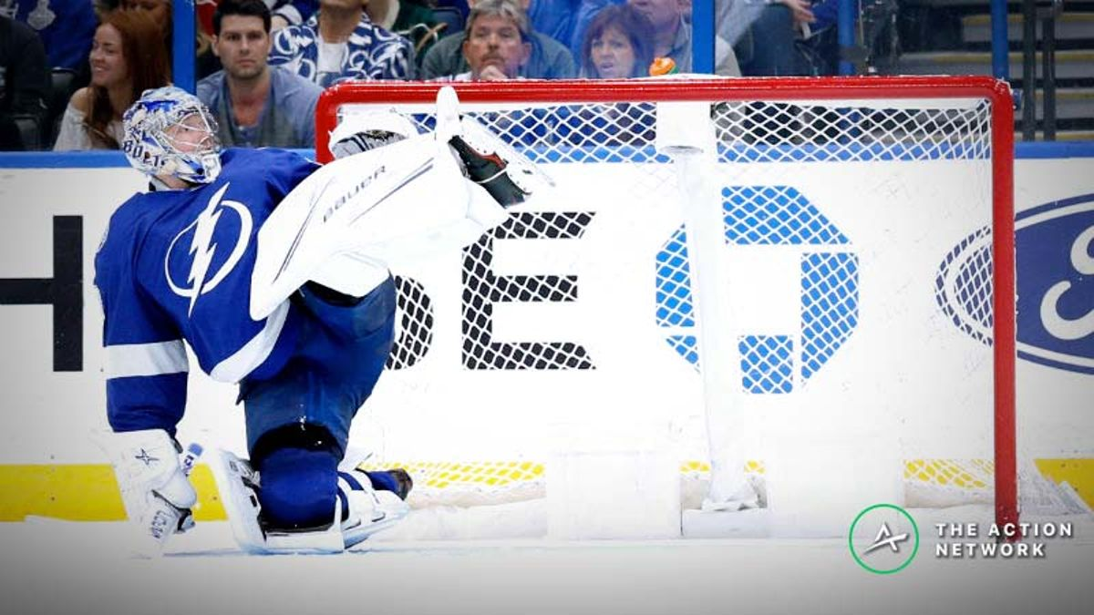 Locky's NHL First Period Model, 4/2: Lightning Often Create the Perfect Storm article feature image