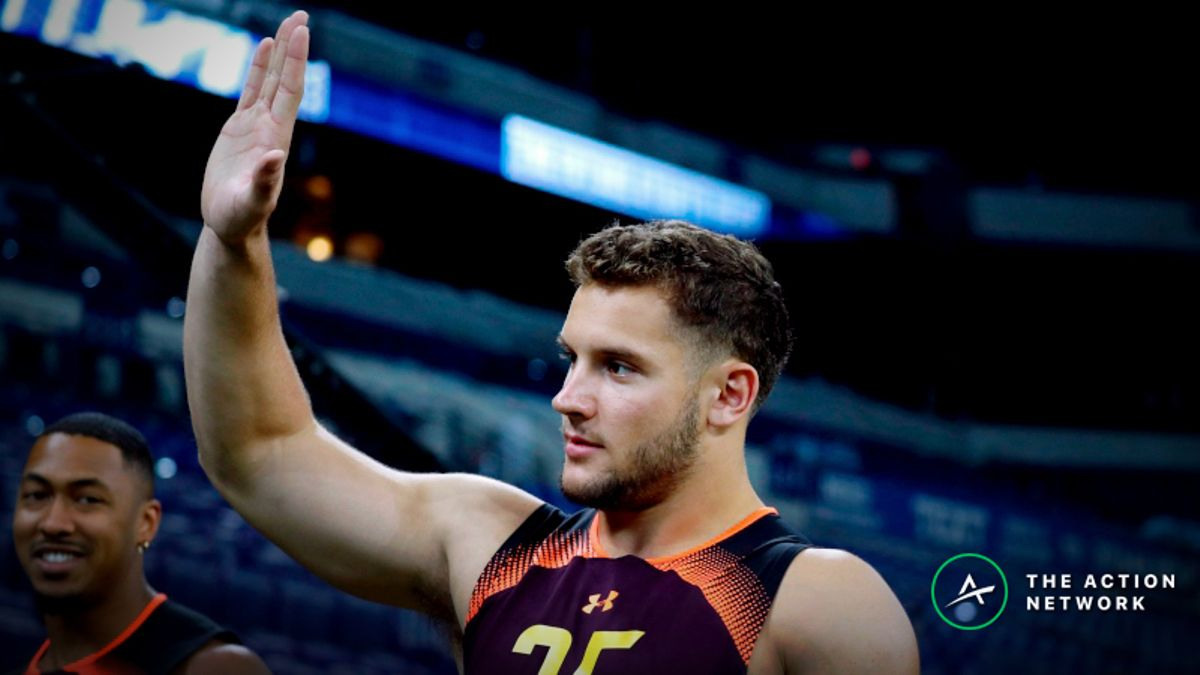 2019 NFL Draft: Will Any Defensive Lineman Be Selected Before Nick Bosa? article feature image