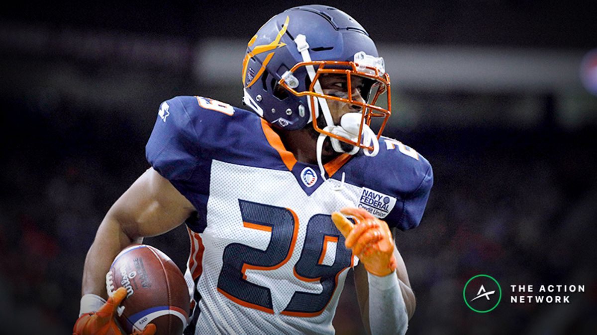 FanDuel Pays Out All AAF Futures Bets article feature image