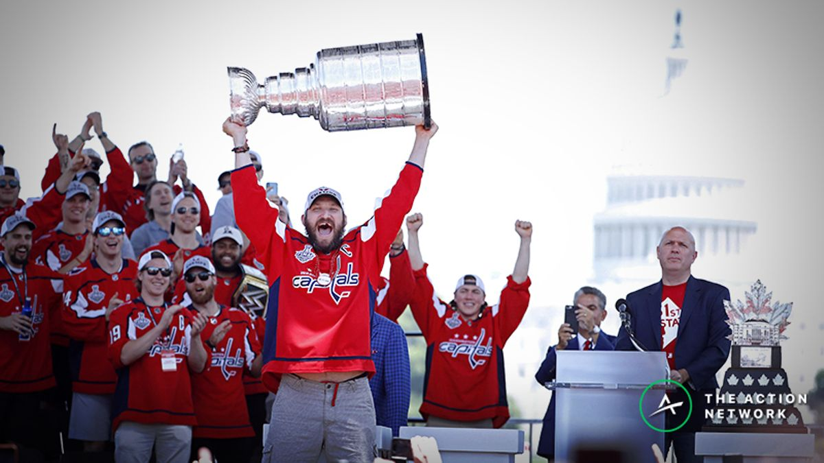 NHL Playoffs Betting Mega-Guide: Previewing All 8 First-Round Series article feature image