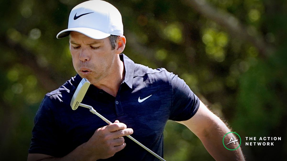 Paul Casey 2019 Masters Betting Odds, Preview: A Solid Top-20 Value Play article feature image