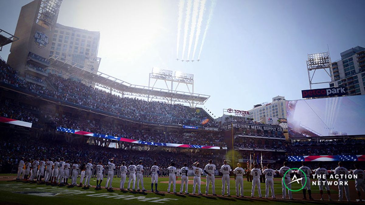 Stuckey: How Changes to Petco Park Are Affecting Padres Over/Unders article feature image