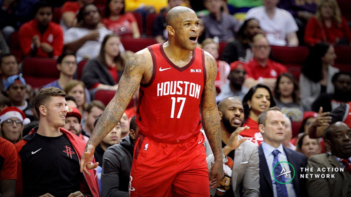 Raybon's Favorite NBA Props for Wednesday: Will P.J. Tucker Grab 7 Rebounds? article feature image
