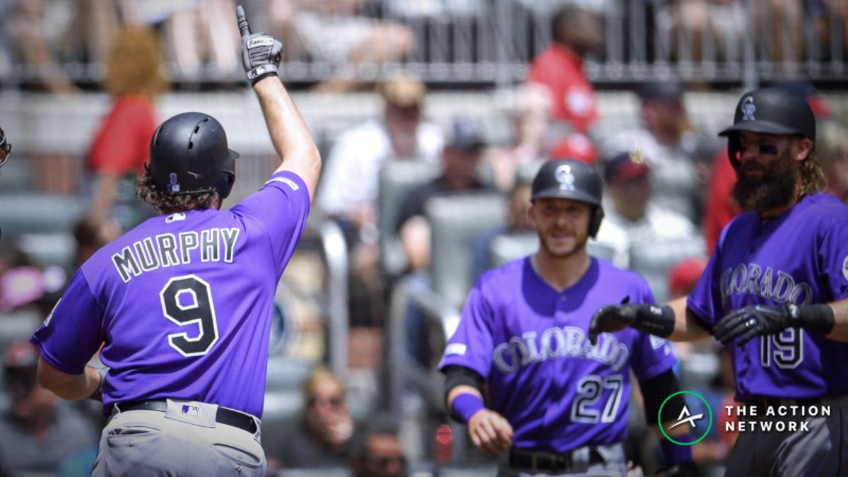 MLB Sharp Report: Pros Betting Rockies-Brewers, 2 Other Monday Games article feature image