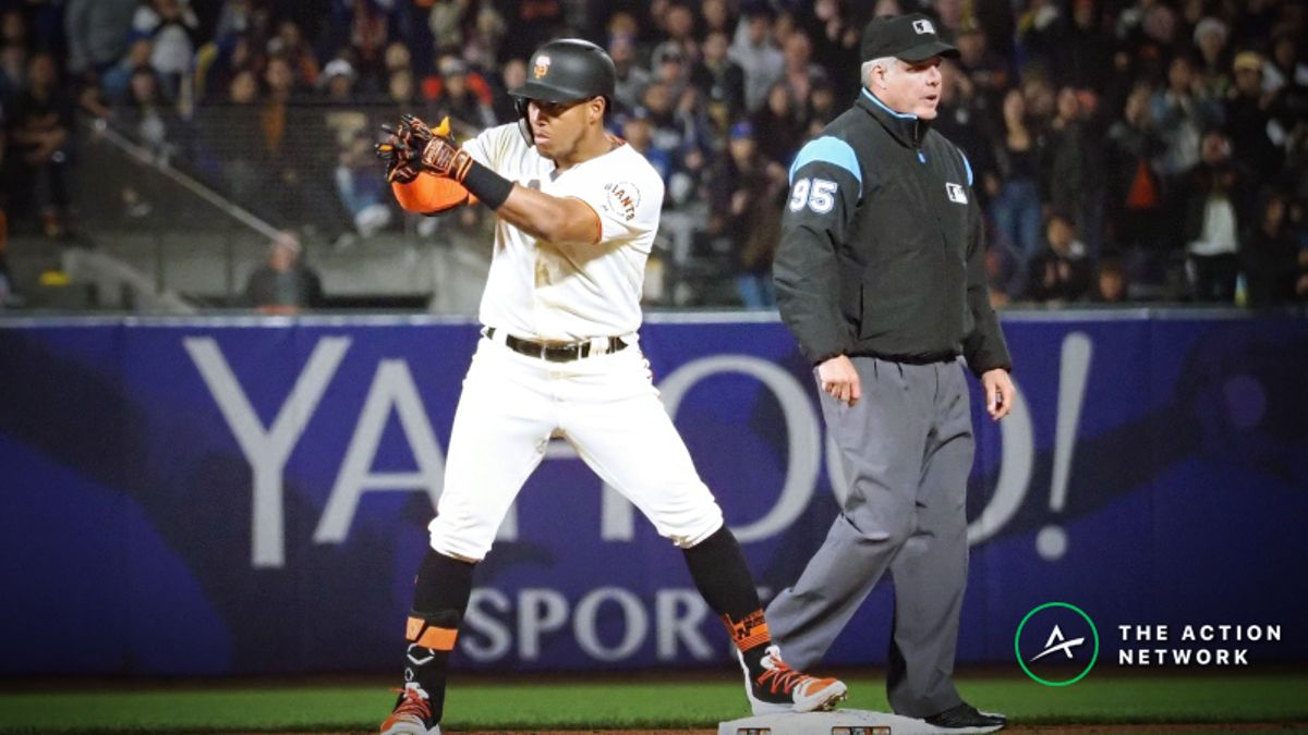 MLB Sharp Report: Pros Betting Dodgers-Giants, 2 Other Tuesday Games article feature image