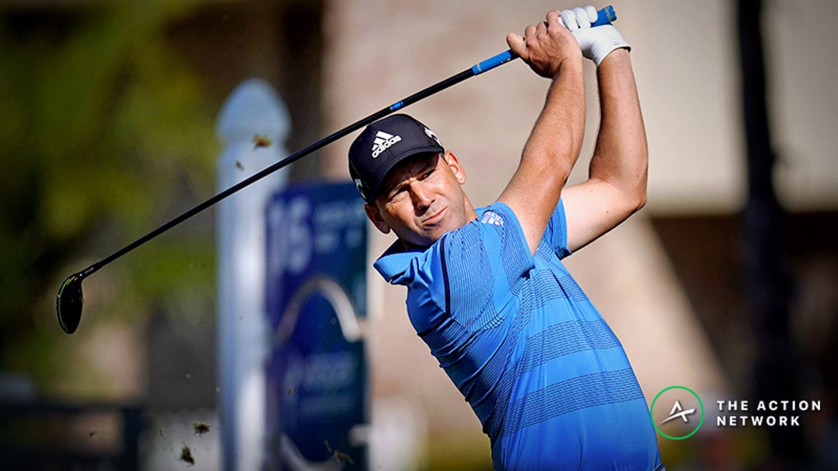 Sergio Garcia 2019 Masters Betting Odds, Preview: Can He Do It Again? article feature image