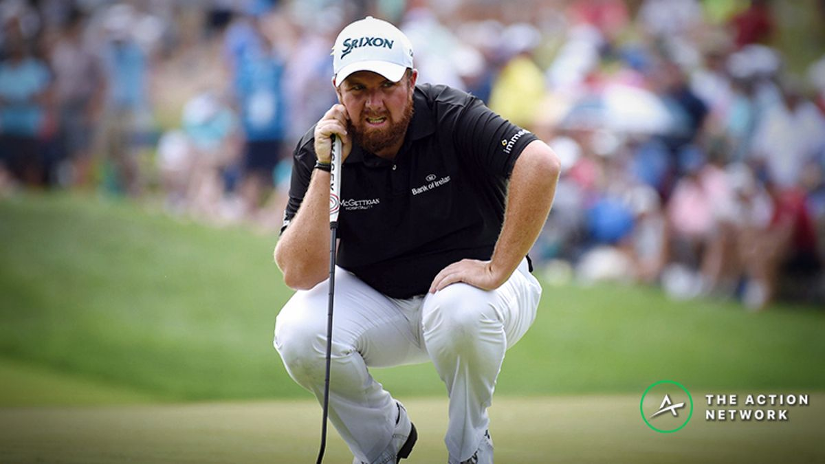 Shane Lowry 2019 U.S. Open Betting Odds, Preview: Red-Hot Heading to Pebble Beach article feature image