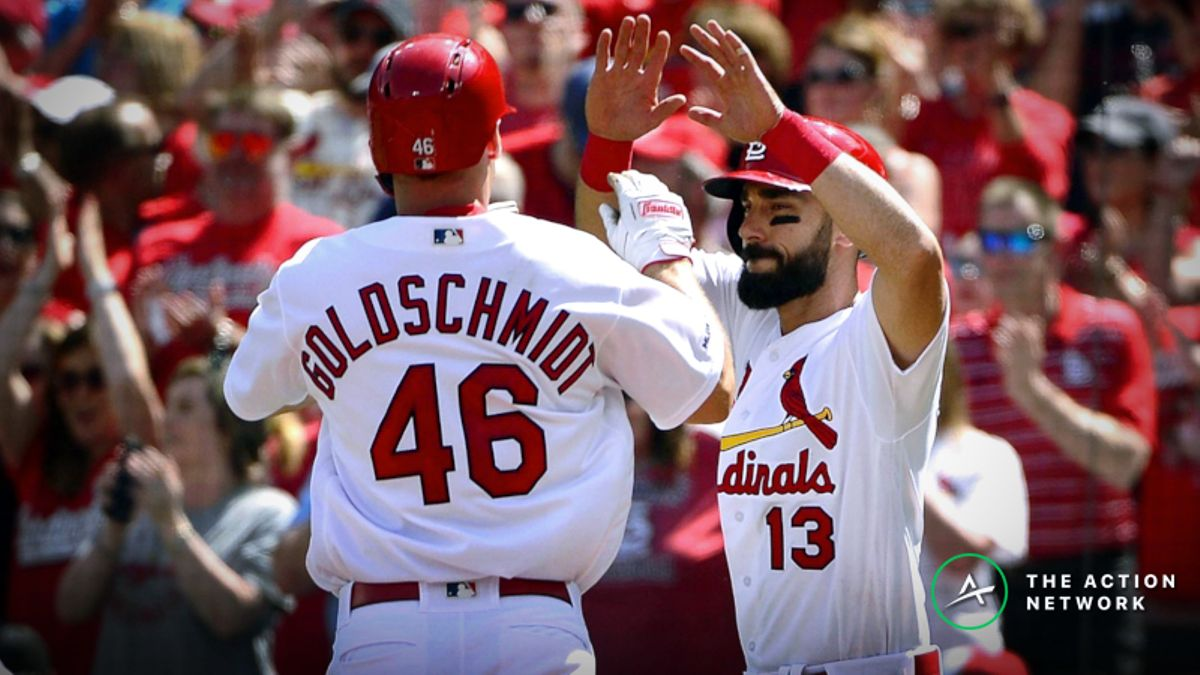 MLB Sharp Report: Pros Betting Dodgers-Cardinals, 2 Other Monday Games article feature image