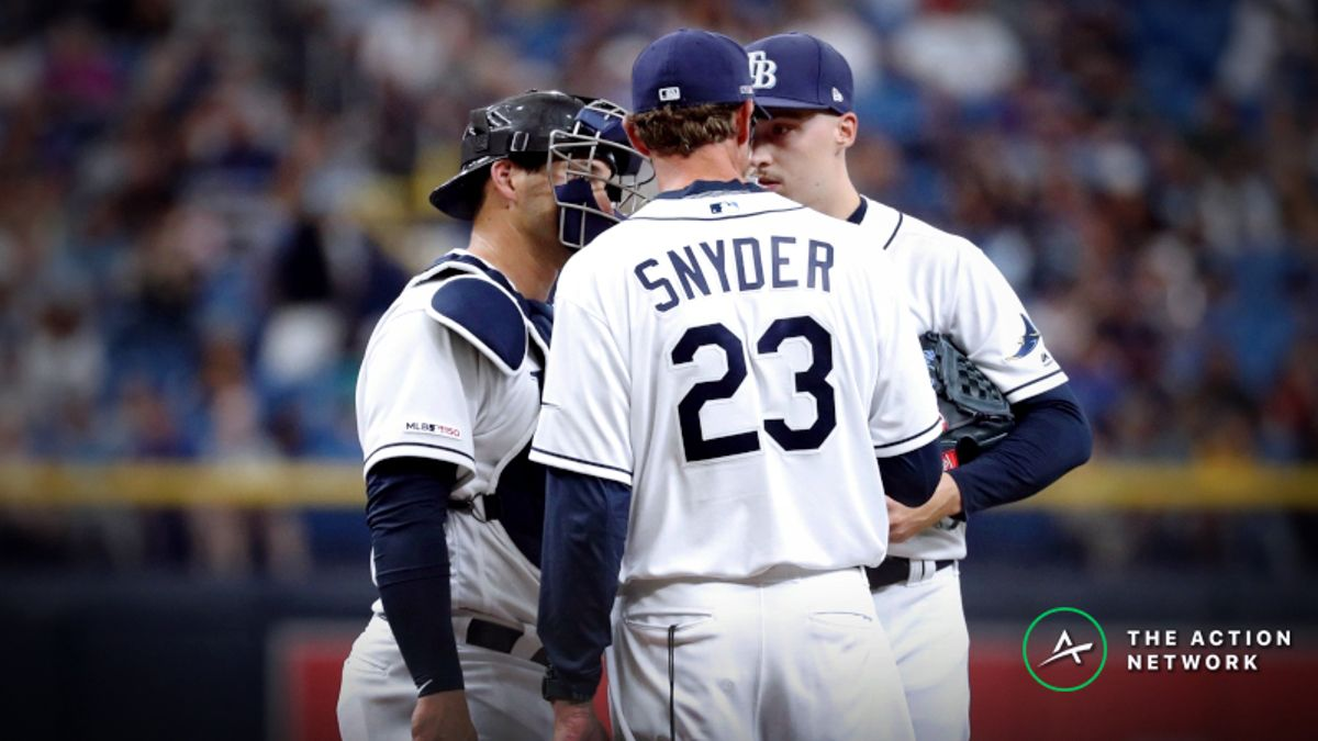 MLB Sharp Report: Pros Betting Rockies-Rays, 2 Other Tuesday Games article feature image