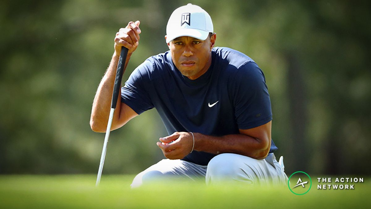 Freedman: 3 Tiger Woods Matchup Bets I'm Eyeing for 2019 PGA Championship article feature image