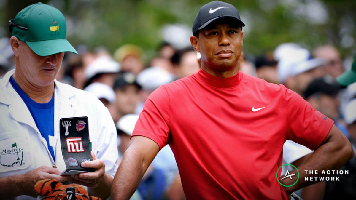 2019 PGA Championship Odds: Tiger Woods Is the Early Favorite article feature image