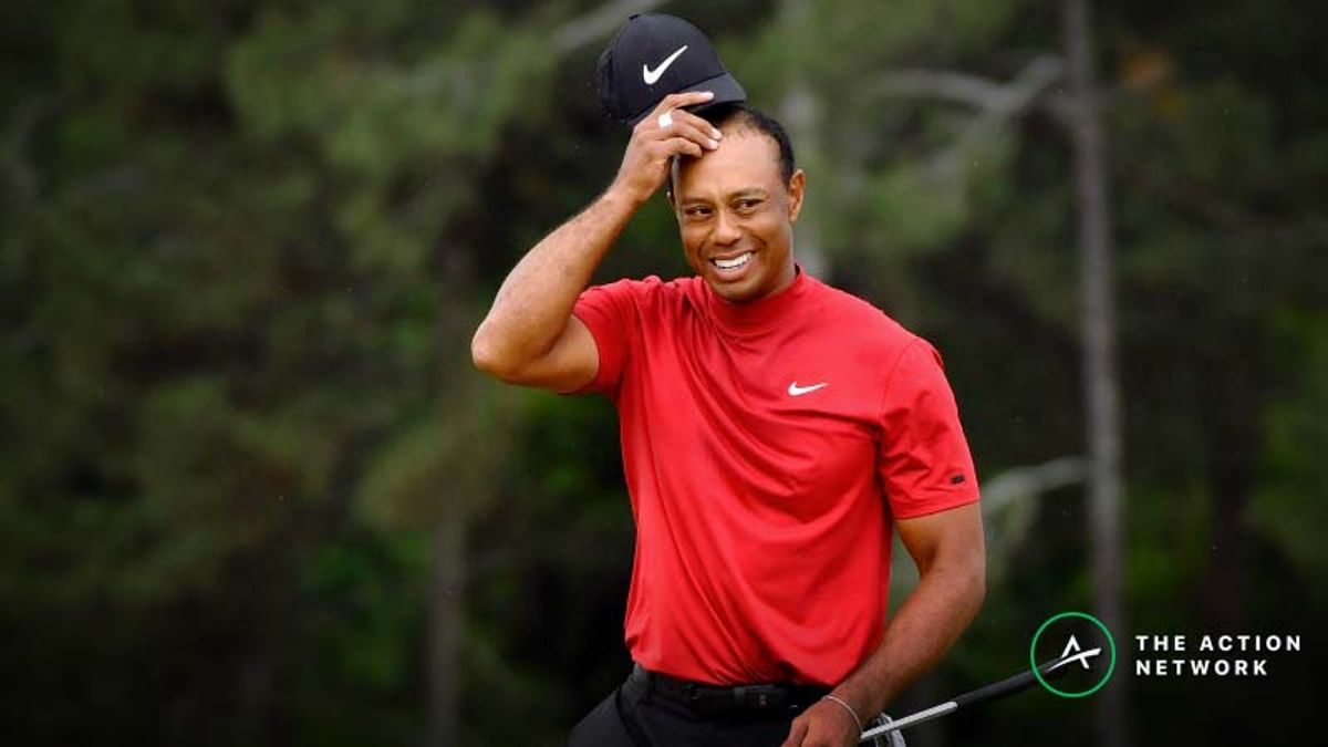 Tiger Woods 2019 PGA Championship Betting Odds, Preview: The One Tiger Bet to Make article feature image