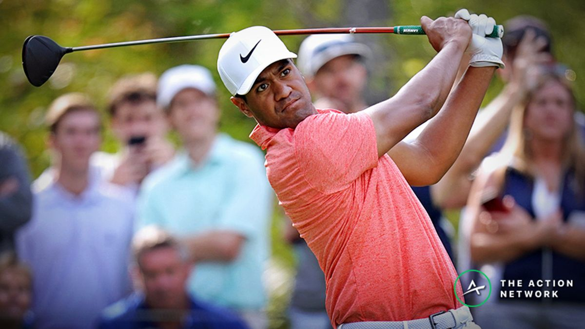 Adon7x's 2019 PGA Championship First-Round Leader Bets: A Perfect Setup for Finau article feature image