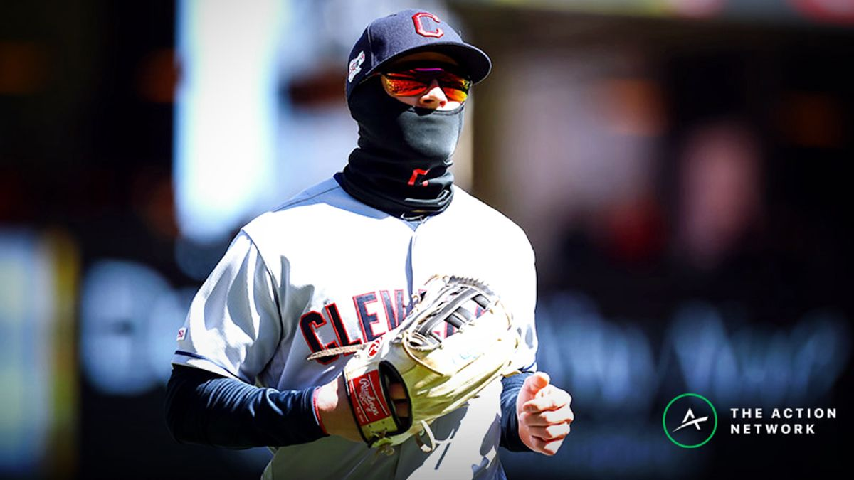 MLB Daily Betting Model, 4/1: Playing the Over/Under in Bad Weather article feature image