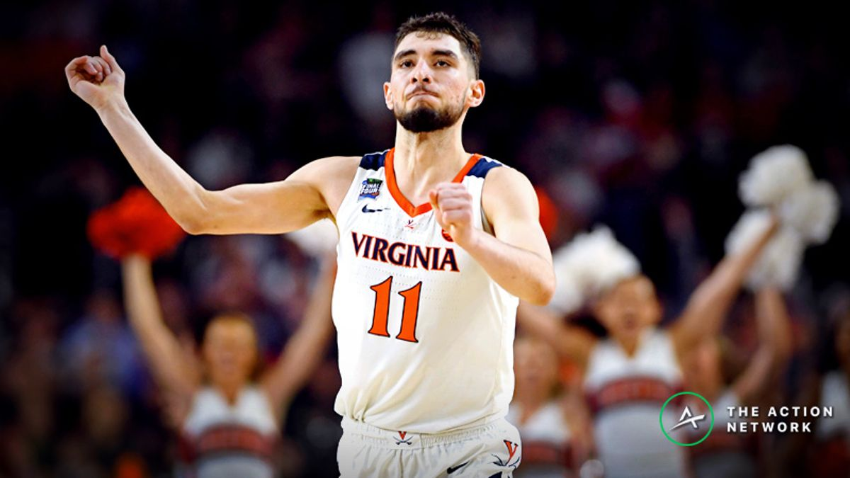 Our Projected Betting Odds for Virginia-Texas Tech in the National Championship Game article feature image