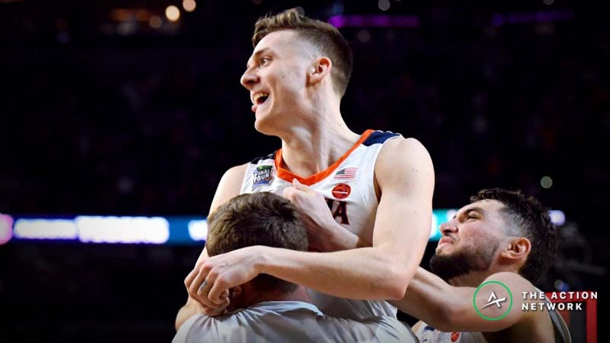Virginia vs. Texas Tech Betting Odds: Opening Line for 2019 National Championship Game article feature image
