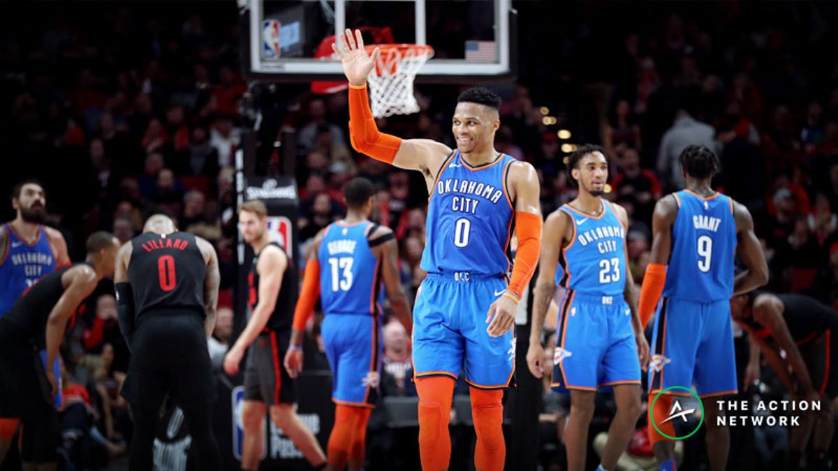 Locky's NBA Playoff Preview: First Round Predictive Trends and Picks article feature image