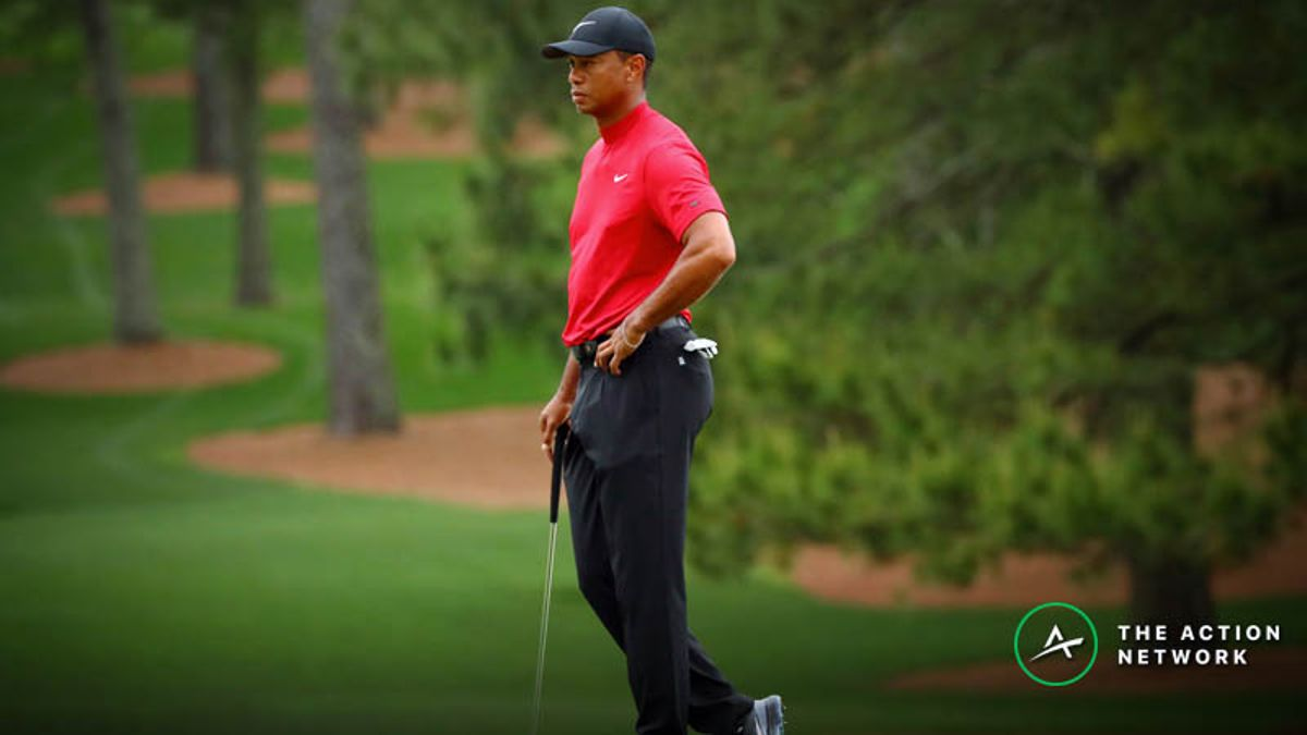 BlackJack: Just When I Thought I Was Done With Golf, Tiger Woods Gets Me Again article feature image