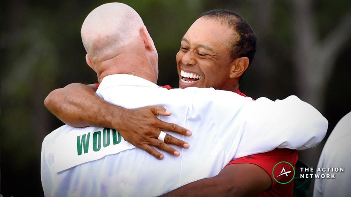 2020 Masters Odds: Tiger Woods Favored to Repeat at Augusta article feature image