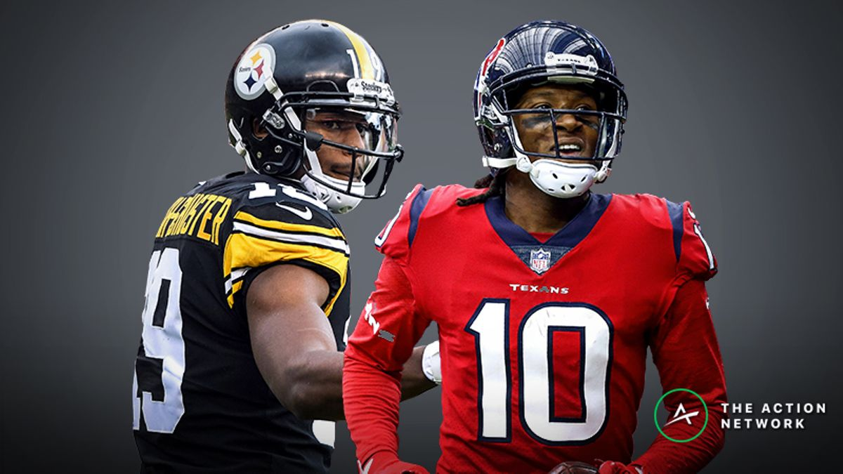 Fantasy Football WR Rankings: PPR, Half PPR, Standard article feature image
