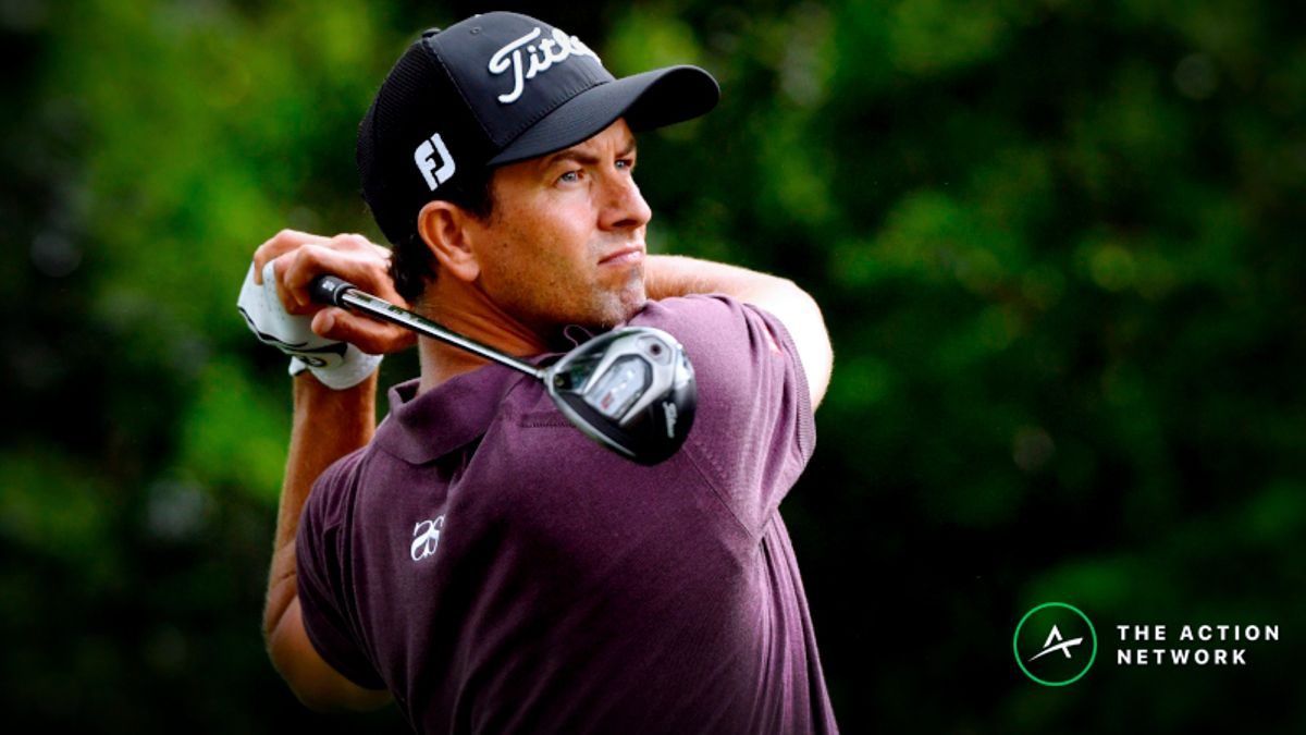 Mears: Why I'm Buying Adam Scott at Bethpage and Other Underdog Matchup Bets article feature image