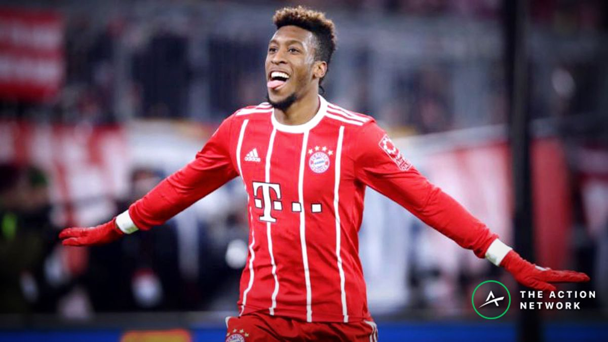 Bayern Munich Massive Favorites to Win 7th Straight Bundesliga Title article feature image
