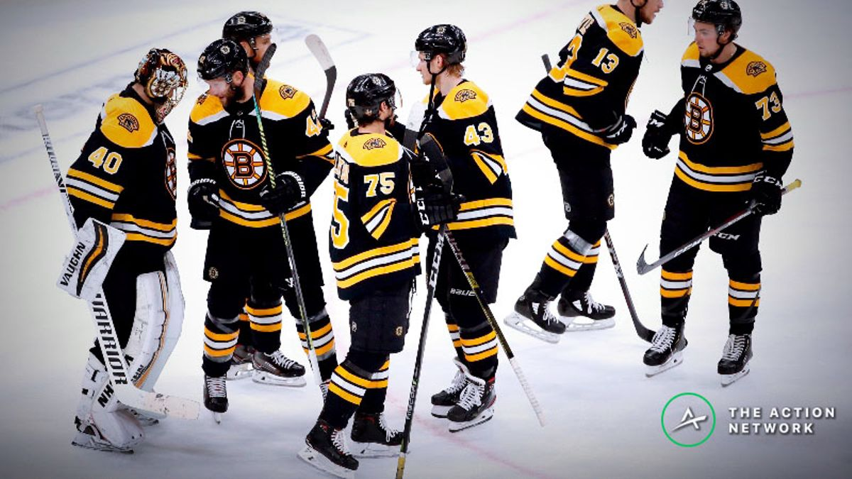 Stanley Cup Projections: Does Bruins or Blues Series Price Have Any Value? article feature image