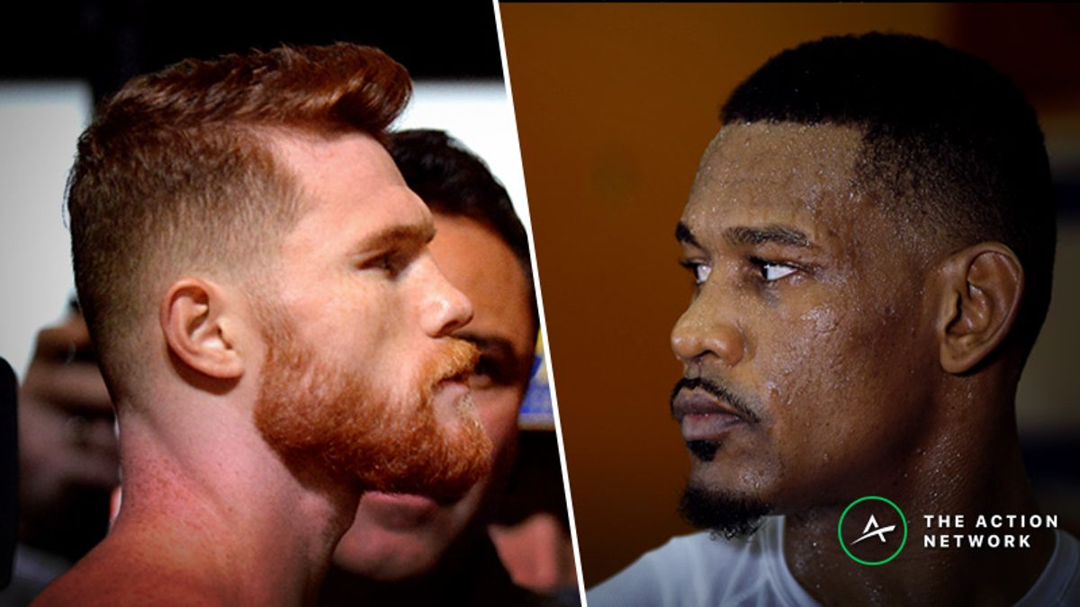Canelo Álvarez vs. Daniel Jacobs Betting Odds, Preview: Can Danny Pull Off a Miracle? article feature image
