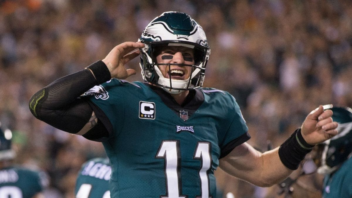3 Favorite Betting Picks for Eagles vs. Packers on Thursday Night Football article feature image