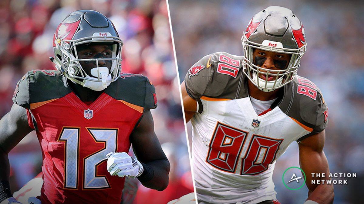 Are Chris Godwin, O.J. Howard Poised for Year 3 Fantasy Breakouts? article feature image