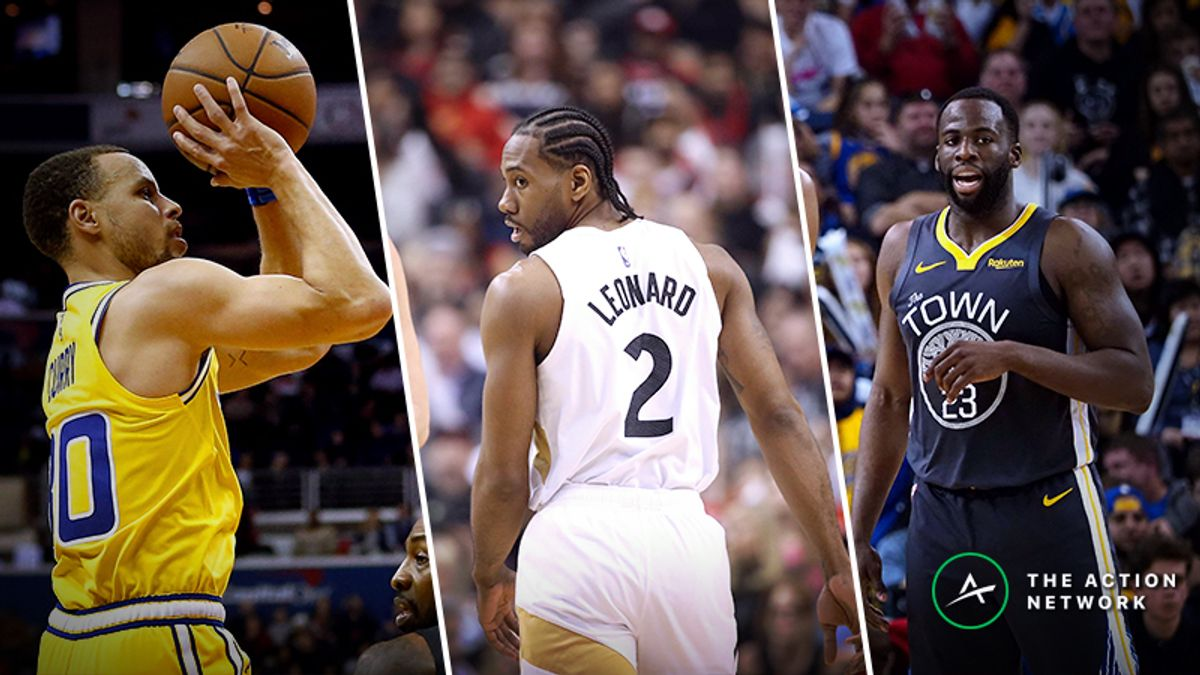 Moore: Finding the Best NBA Finals MVP Betting Position article feature image