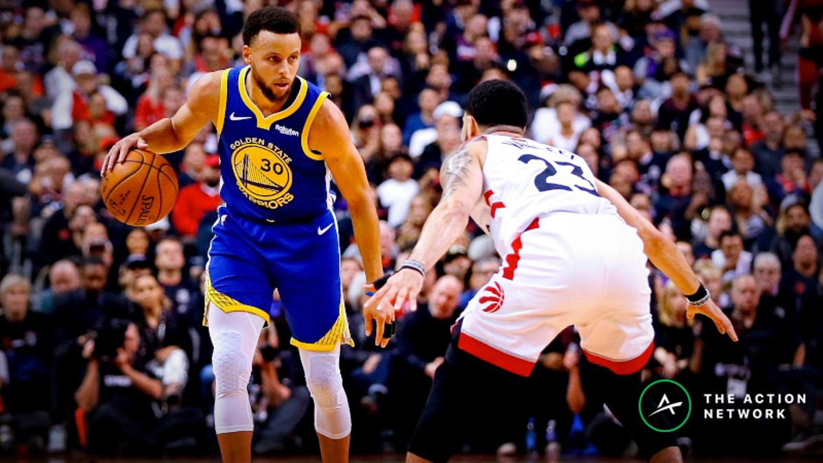 Moore: Even the Warriors Thought Their NBA Finals Series Odds Were Too High article feature image