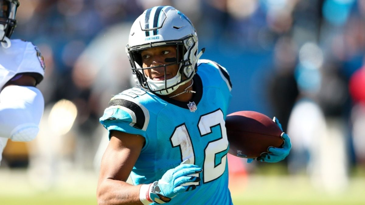 Is D.J. Moore Poised for a Fantasy Football Breakout as Cam Newton's Top WR? article feature image