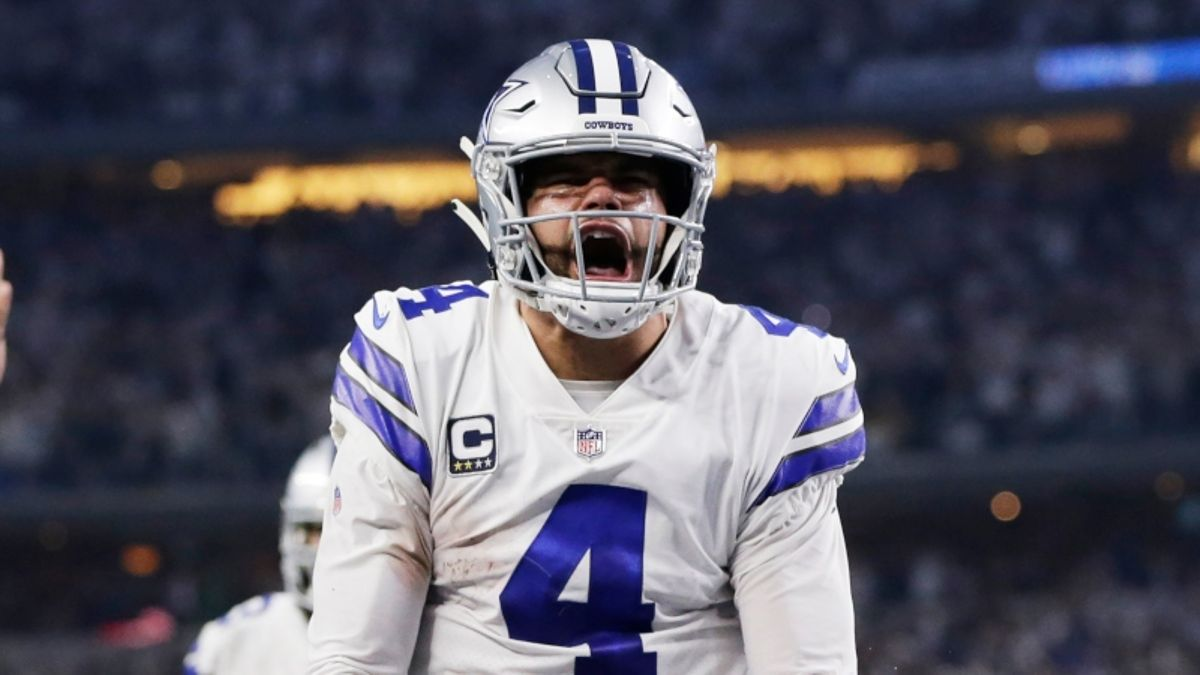 Is Dak Prescott Fantasy Football's Most Undervalued QB? article feature image