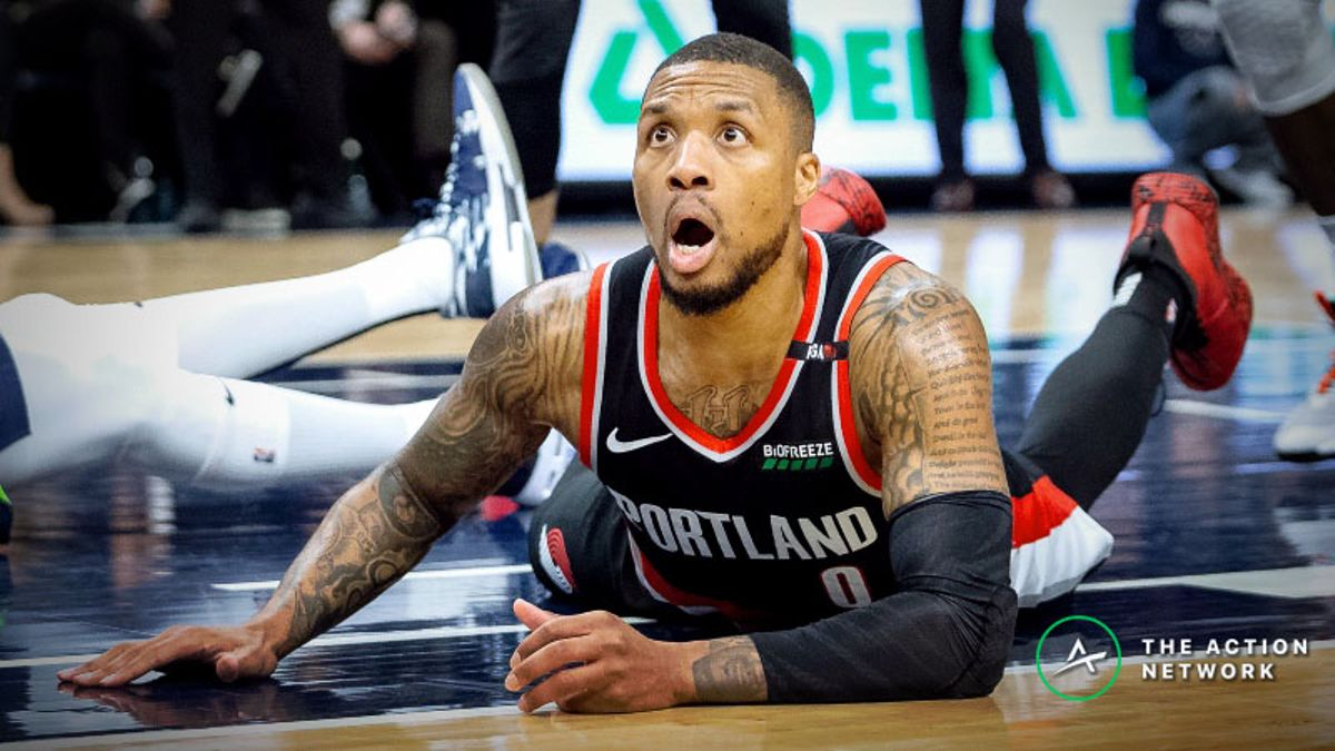 NBA Betting Tip: Will the Trail Blazers Bounce Back in Game 2? article feature image