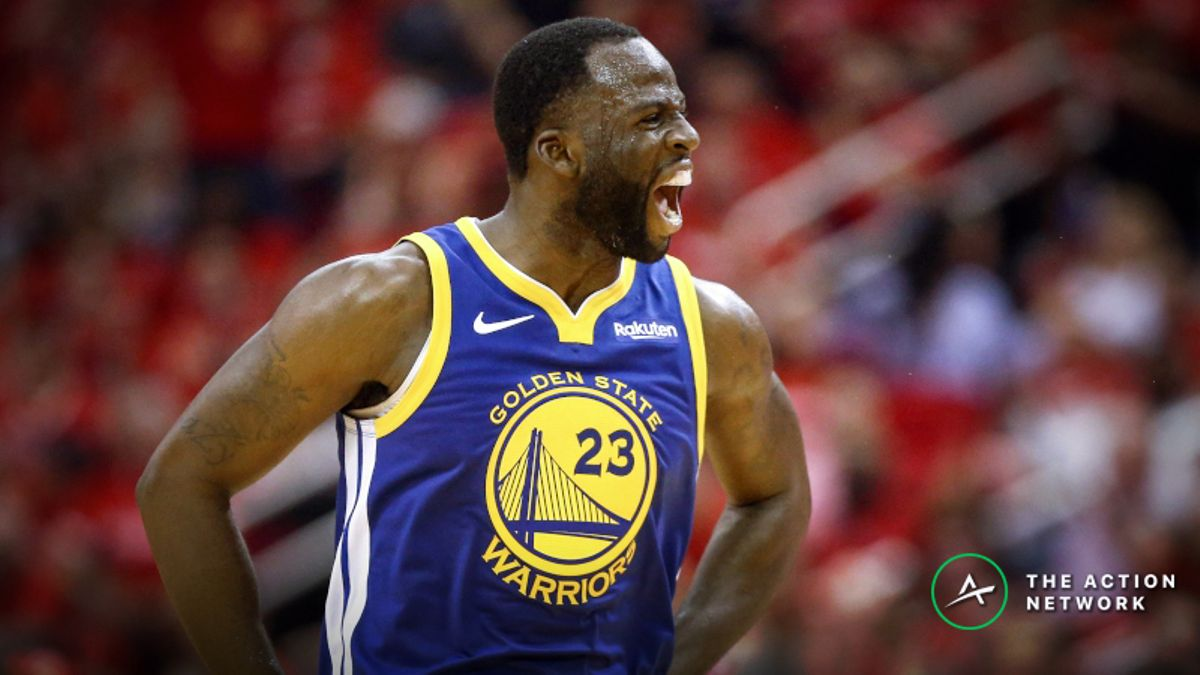 NBA Finals MVP Betting Picks: Draymond Green Worth a Longshot Bet? article feature image