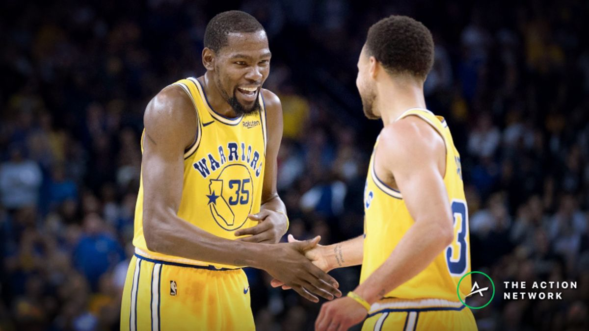 NBA Courtroom with Wob & Moore: Are the Warriors Better Without Kevin Durant? article feature image