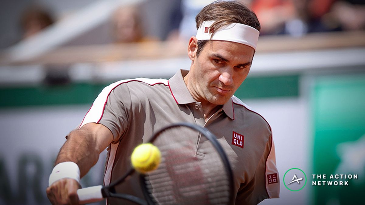 2019 ATP French Open Round 3 Betting Preview: Is Roger Federer on Upset Alert vs. Casper Ruud? article feature image