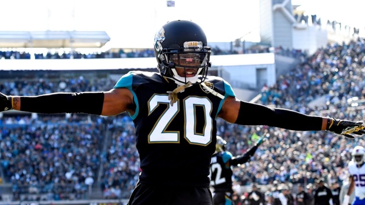 Jalen Ramsey Trade Slashes Rams' Super Bowl Odds in Half article feature image