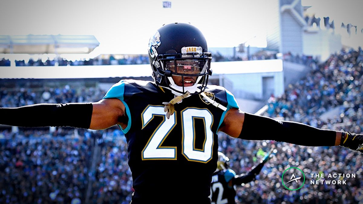 Is Jalen Ramsey the NFL's No. 1 Cornerback? article feature image