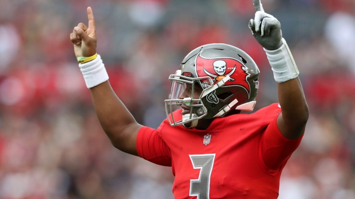 49ers vs. Buccaneers Odds, Picks, Cheat Sheet More article feature image