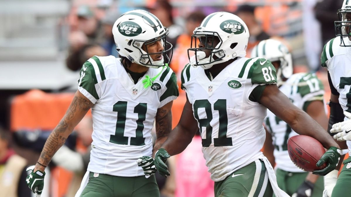Quincy Enunwa Fantasy Football Rankings, 2019 Projections, Analysis, More article feature image
