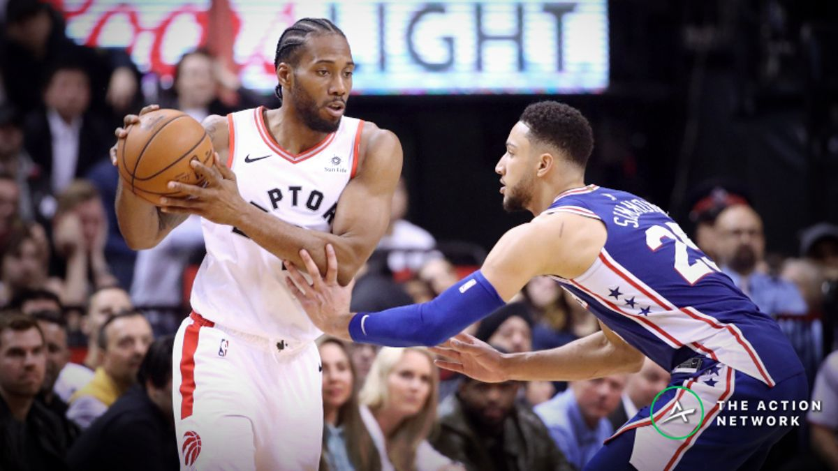 Raptors vs. 76ers Game 3 Betting Preview: Will Toronto Regain Home Court? article feature image