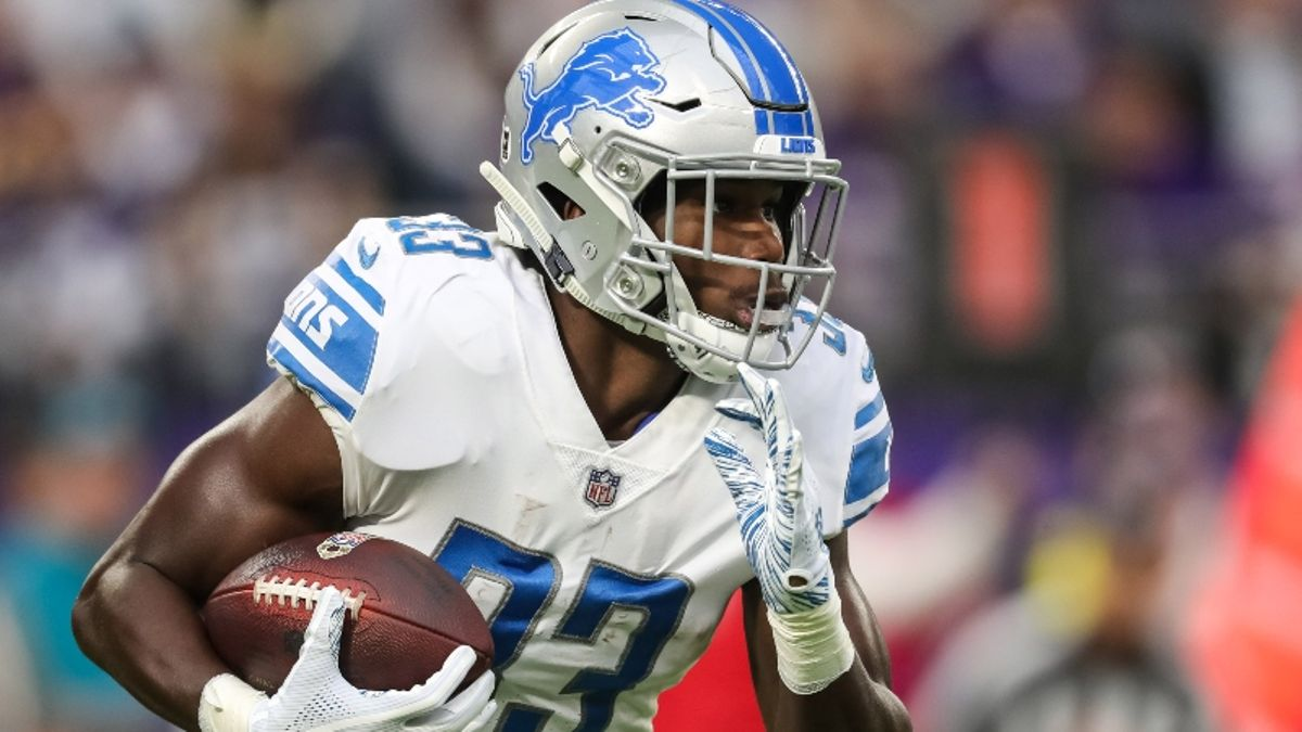 Is Kerryon Johnson Still the Lions' Most Valuable Fantasy RB? article feature image