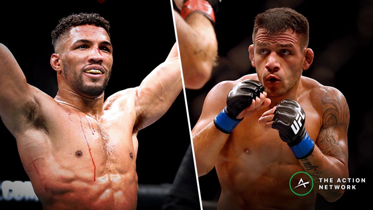 Rafael Dos Anjos vs. Kevin Lee: Who Should You Back in UFC on ESPN+ 10 Main Event? article feature image