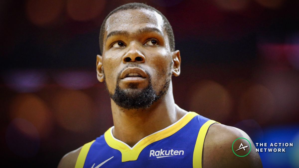 Moore: How Will the NBA Finals Affect Kevin Durant's Free Agency Decision? article feature image