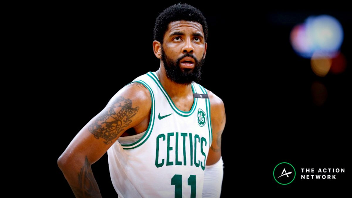 Wob & Moore: Where Did Things Go Wrong for Kyrie Irving in Boston and What Now? article feature image