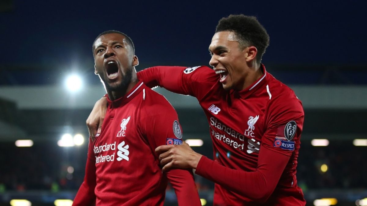 2018-19 Champions League Final Odds: All-English Encounter Between Liverpool and Tottenham article feature image